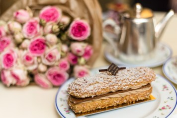 "Hazelnut pastry ""Paris Carette"""