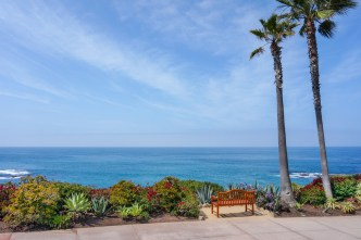 Laguna Beach Bench