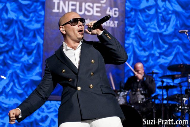 Pitbull @ The Paramount Theater