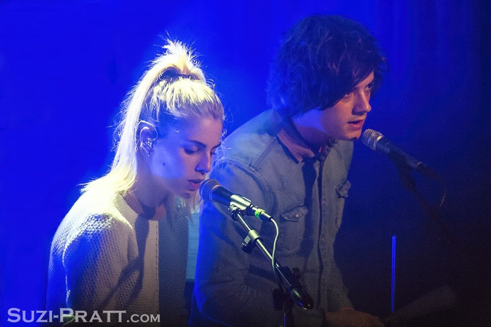 London Grammar concert photography