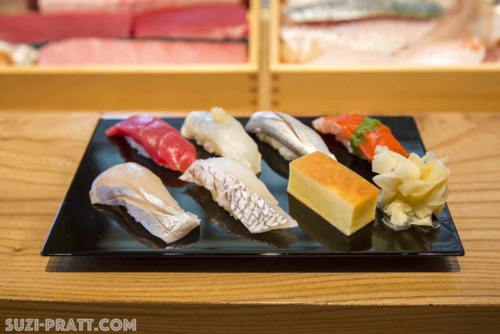 Wataru Sushi - Seattle Food Photographer