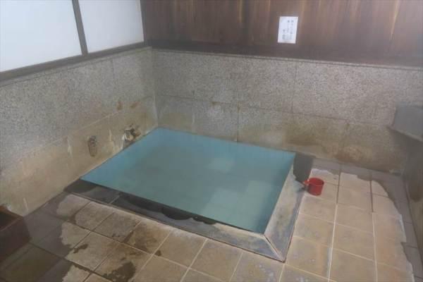 渋温泉 外湯 三番湯 綿の湯
