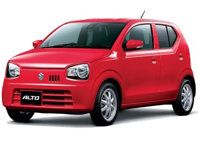 Nowe Suzuki Alto w Japonii