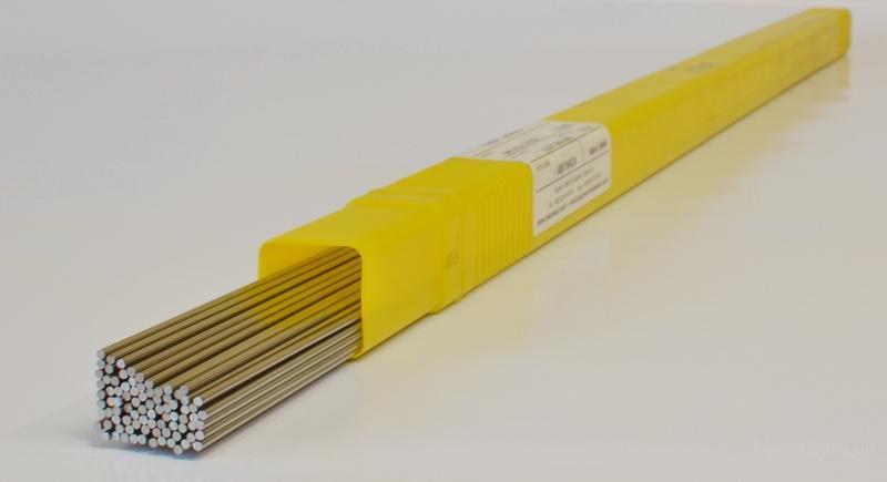 Выбор присадочного прутка и особенности аргонодуговой  сварки (TIG) черной стали, нержавейки, алюминия, меди, магния