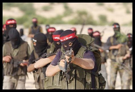 DFLP militia