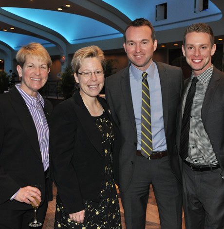 Tracey_Hepner_and_Tammy_Smith_and_Eric_Fanning_and_Daniel_Nugent_at_Victory_Fund_National_Champagne_Dinner_460x470_c_Washington_Blade_by_Michael_Key