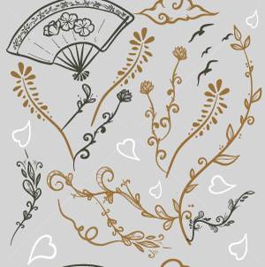 9.Asian Seamless Pattern