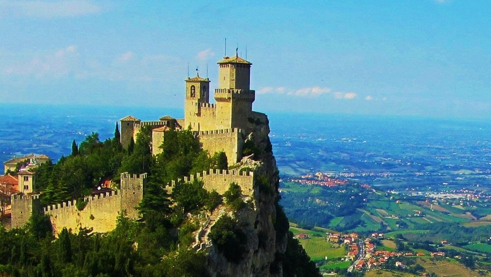 Europe - San Marino - Tower 1 - Day
