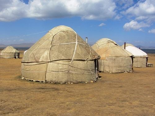 Kyrgyzstan - Yurt