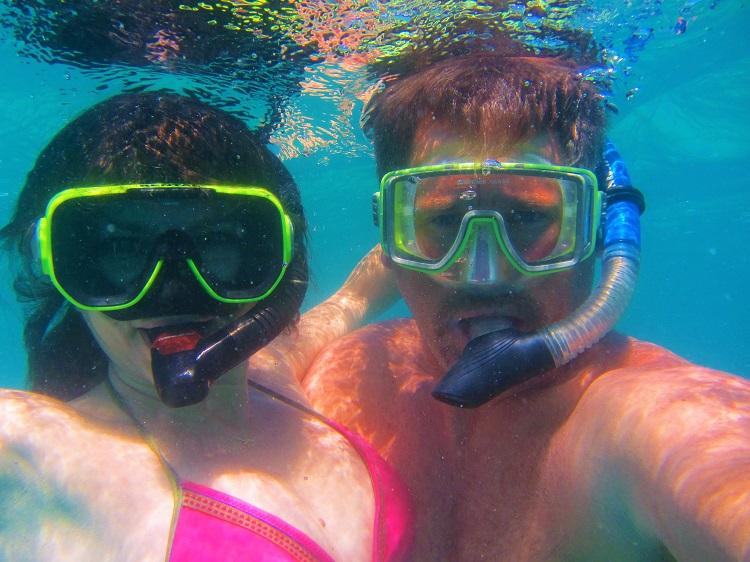 Melek - With Me Snorkeling