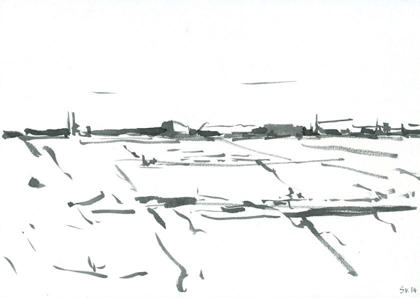 Svoboda_Tzekova_landscapes_saltlake_Burgas_1