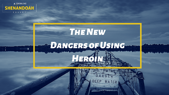 Dangers of Using Heroin