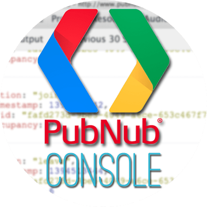 PubNubChromeConsoleRound