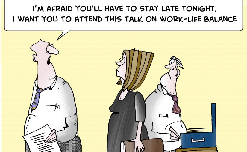 This Thing Called Work-Life Balance