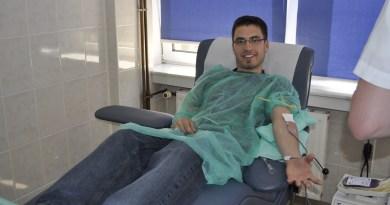 """""""Oddaj krew"""" – w Kostrzynie i w Swarzędzu"""