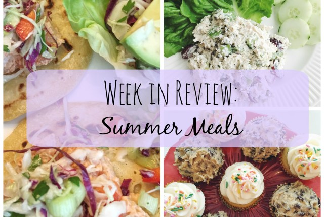 Week in Review Summer Meals