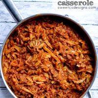 One Pot Pasta Casserole