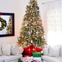 Make Your Christmas Tree Taller & Fit Better in Your Room!