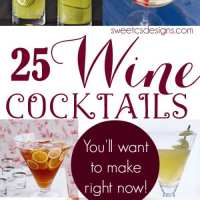 25 Wine Cocktails To Make Now!