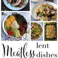 23 Meat Free Lenten Dishes You'll Love
