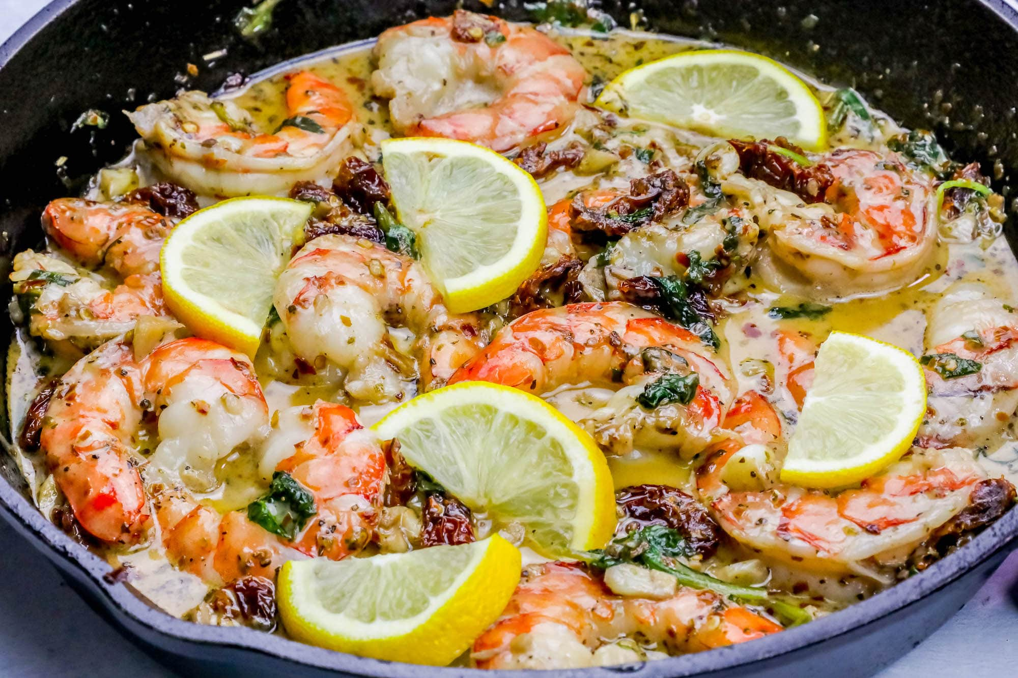 Breathtaking Garlic Lemon Creamy Shrimp Scampi Dip Outback Nutrition Creamy Shrimp Scampi Recipe Without Wine One Pot Creamy Shrimp Florentine Skillet Recipe nice food Creamy Shrimp Scampi