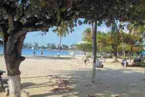 Ocho Rios Bay Beach