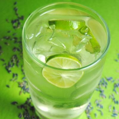 Lavender Tequila Cooler