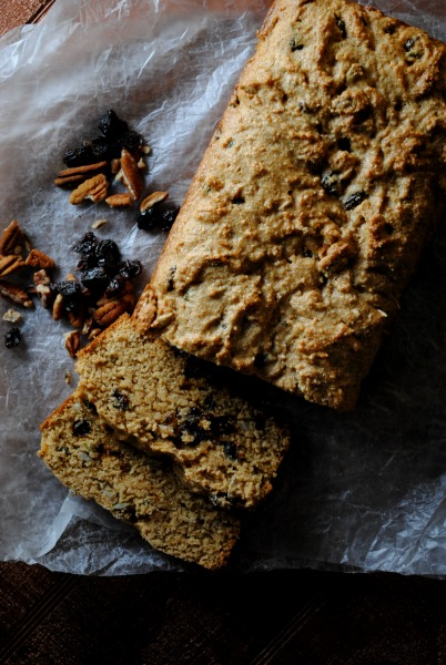 Christmas Eggnog bread from Vianney Rodriguez at sweetlifebake.com