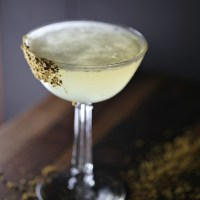Honey Margarita {The Bertha Cocktail}