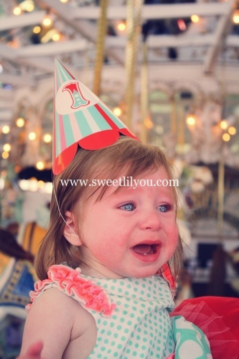 carnival crying