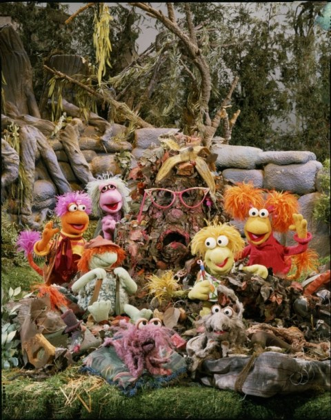 fraggles jim henson on hulu fraggle rock