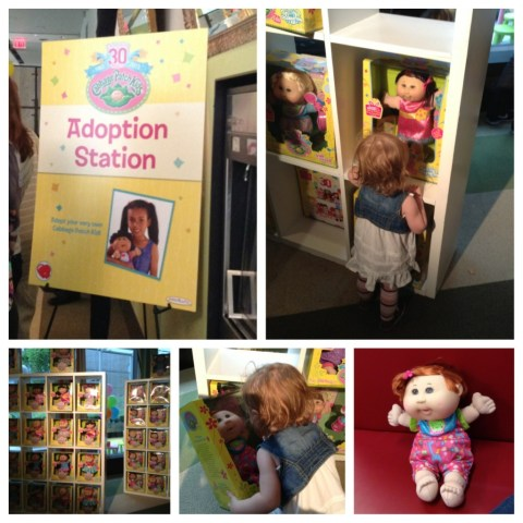 cabbage patch kids adoption #cpk30th
