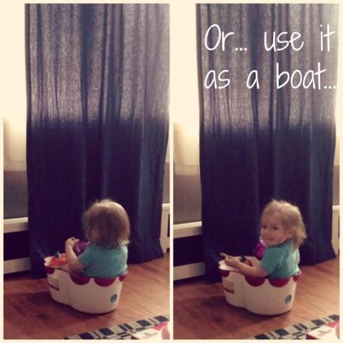 bumbo step stool seat boat stool