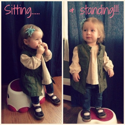 bumbo step stool stand sit