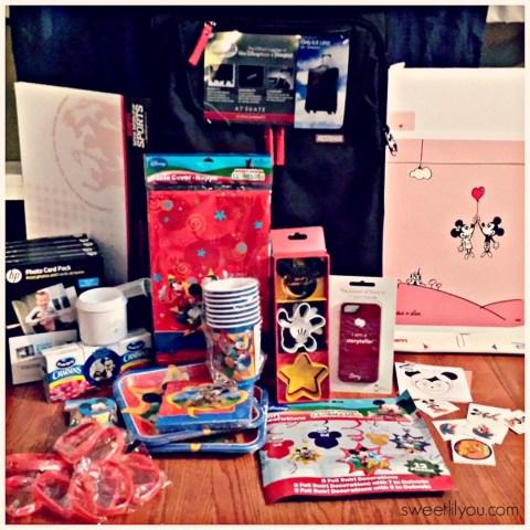 #DisneySide at home celebration Hostess Kit #Sponsored