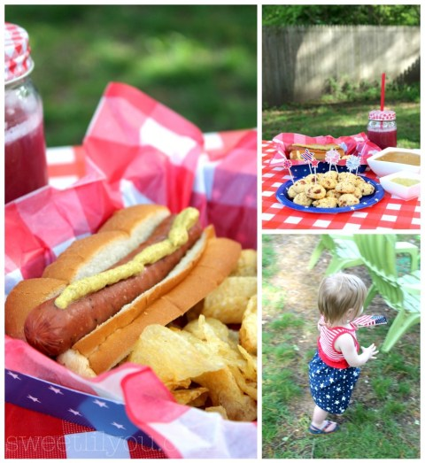 All Amarican Meal! Hotdogs! #PriceChopperBBQ #shop