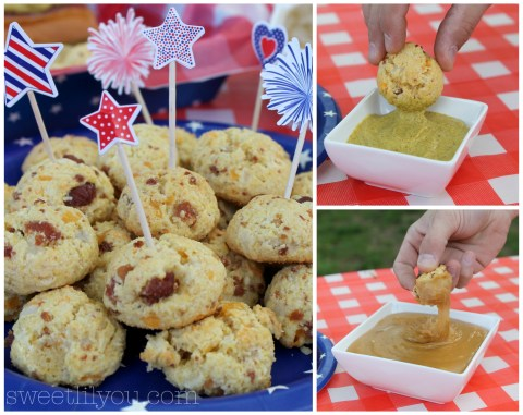 Cheese and Mustard are great for dipping! #PriceChopperBBQ #shop