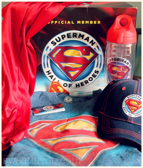 Superman Hall of Heros Gift  for Father's Day #sponsored