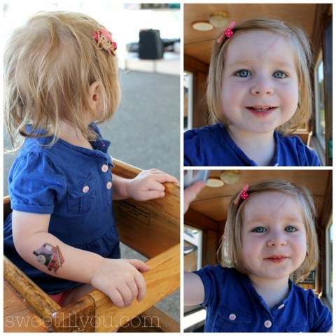 gorgeous girl at edaville