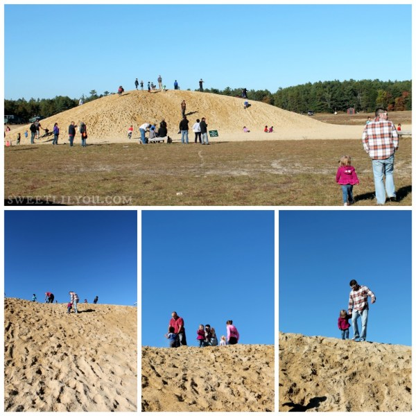 Sand mountain Cranberry Harvest Celebration