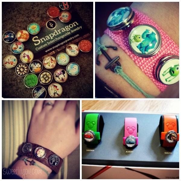 snaps and bracelets