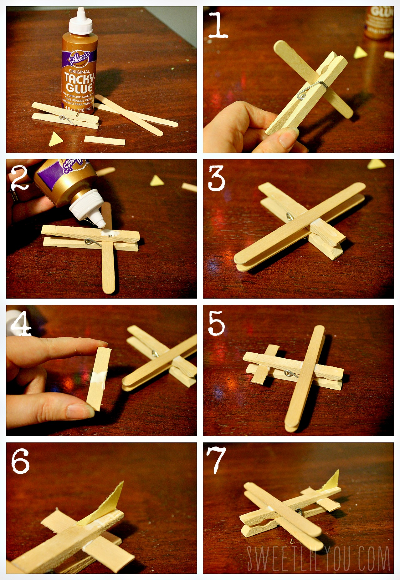 Disney planes themed christmas tree planestotherescue What to make out of popsicle sticks