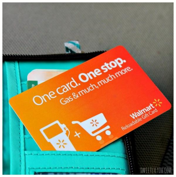 Walmart Reloadable Gift Card #DropShopAndOil