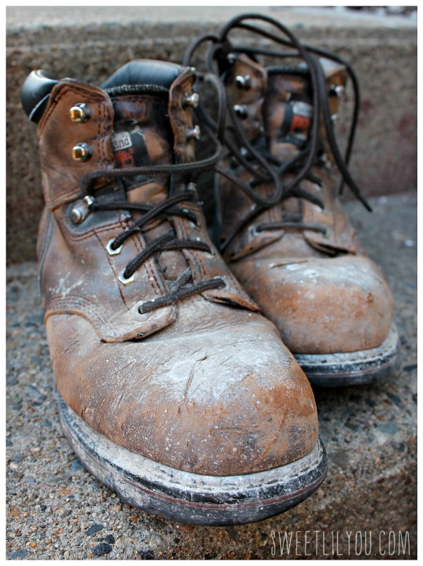 2 year old work boots