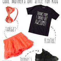 Cool Mother's Day Style for Kids