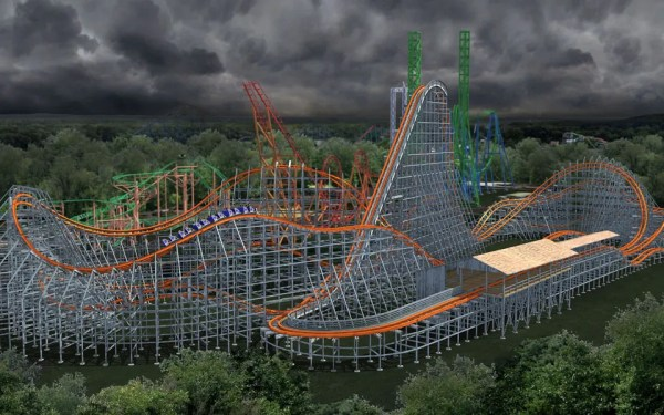Wicked Cyclone digital image