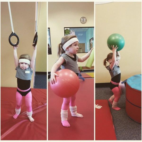 jane fonda or flash dance costume for toddlers