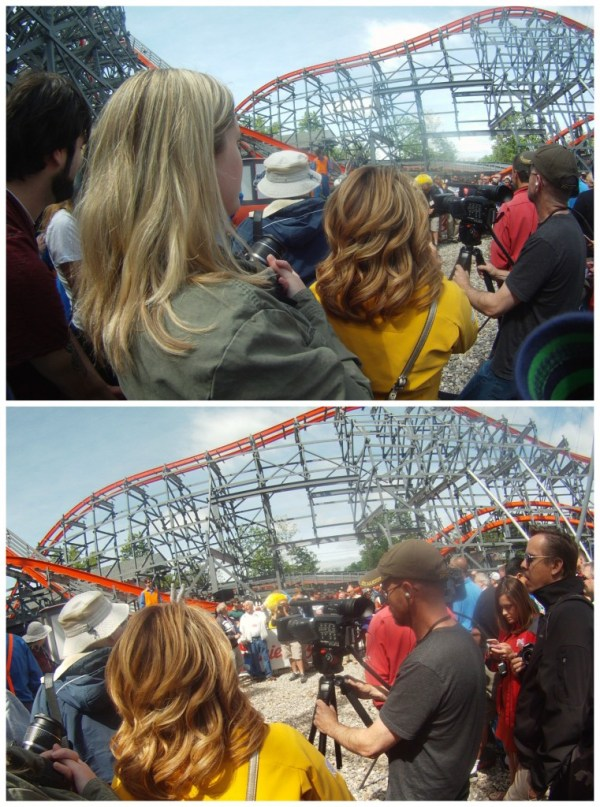 Media at the Wicked Cyclone event