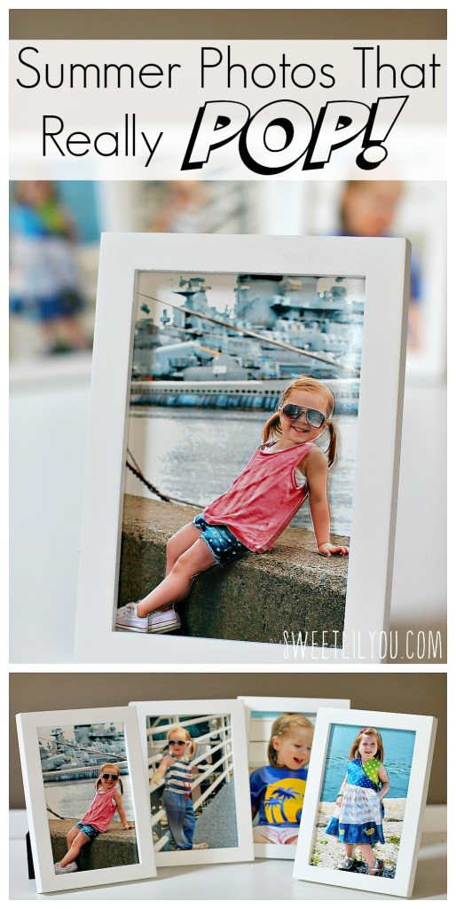 Summer Photos That Really POP! #Project Amazing ad