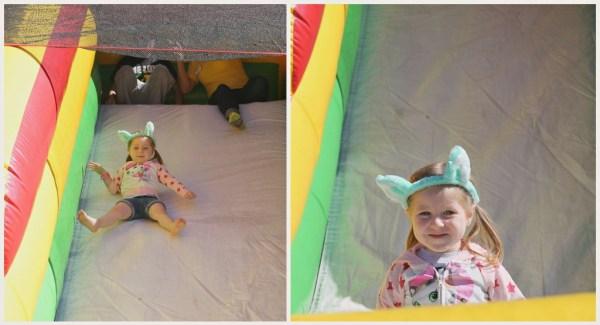 Bounce House Slide